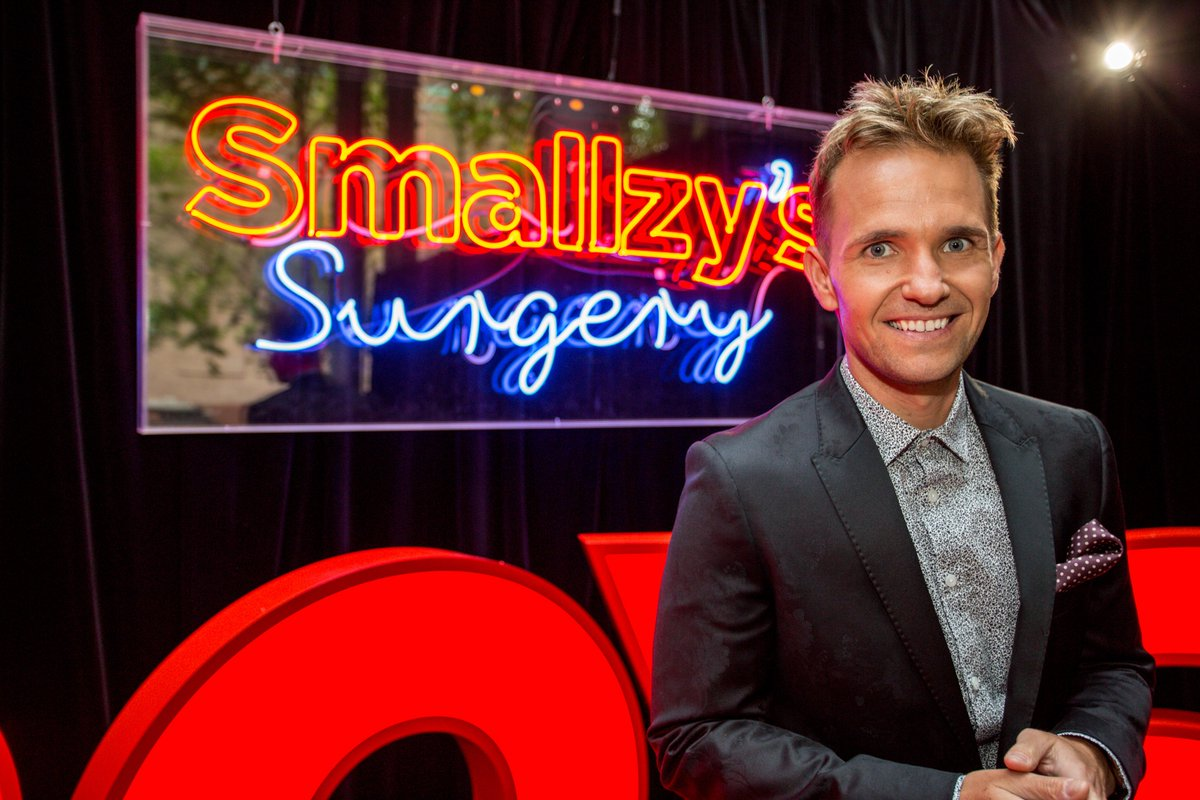 BACK IN 2019 #SmallzysSurgery   Lock it in your diaries 'cause @Smallzy will be back on Monday Jan 21st 2019 and it's going to be a HUGE week:  💜 @KimKardashian  🎶 @avaofficia@george_ezralava  🙌  and more!  PLUS  ✈ You could fly to LA to @backstreetboyssee the   SEE YOU IN 2019! 🎉