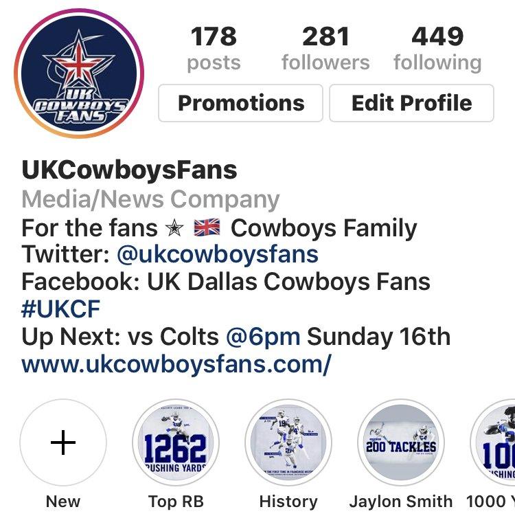 2e813c3fd UK Cowboys Fans (@UKCowboysFans) | Twitter