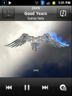 Listening to @zaynmalik new album song #GoodYears.. 😍 Loved all song from the album #IcarusFalls of @zaynmalik...