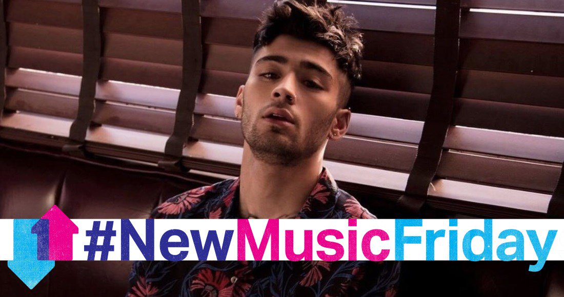View our official list of this week&#39;s new releases, including Icarus Falls, the sophomore album from @zaynmalik #NewMusicFriday  http:// bit.ly/2ycMNfc  &nbsp;  <br>http://pic.twitter.com/e1Pon5JeH8