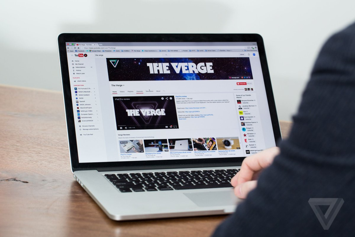 YouTube users may see 'noticeable decrease' in subscriber count as company tackles spam https://t.co/GePFK9ufna