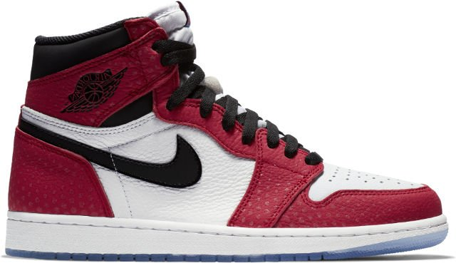 promo code 6267e c8a2d air jordan retro 1 hi og origin story mens lifestyle shoe gym red black  white photo