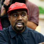 Kanye West Twitter Photo