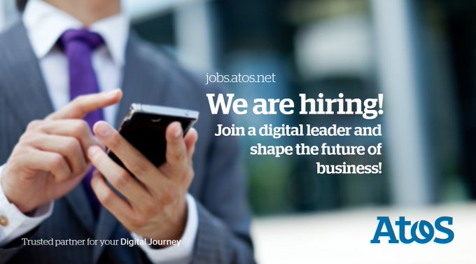 We're hiring! Are you a #Sales expert with knowledge of the #IT industry &...