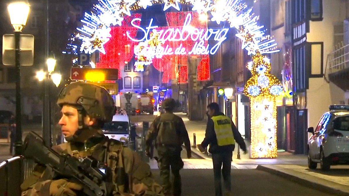 Mass Shooting in France; Gunman Still at Large https://t.co/Zy8dJV4bk9