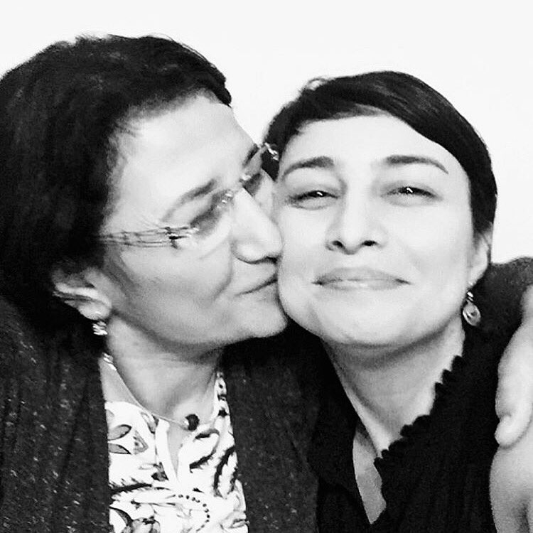 Resultado de imagen de Sabiha Temizkan on Leyla Guven