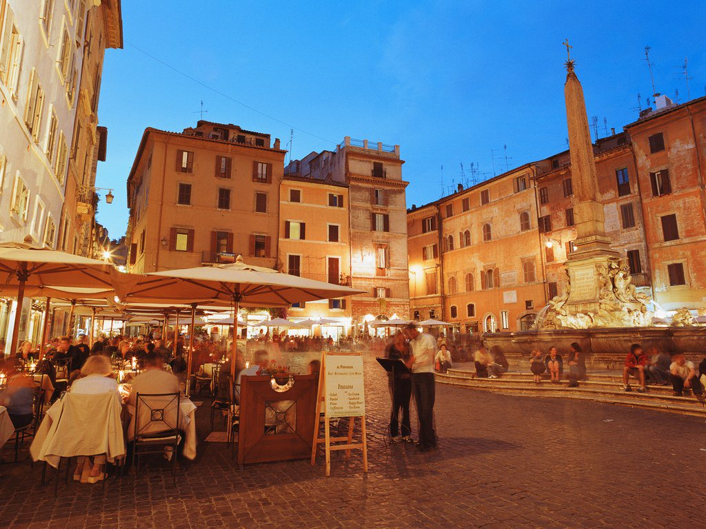 Here's the one dish you shouldn't order in Rome https://t.co/dBG3TwYSHT