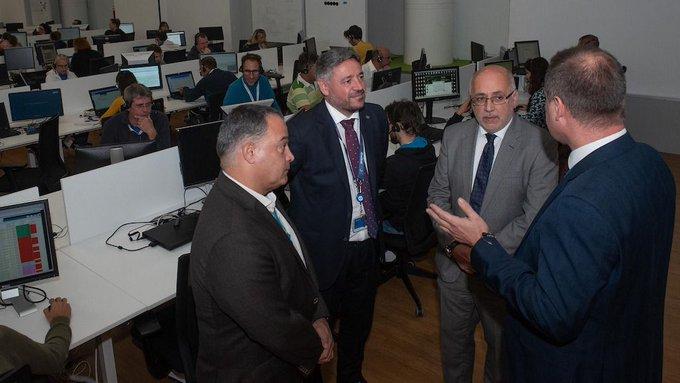 El gigante tecnológico Atos se implanta en Gran Canaria con Disney y Siemens mundial...