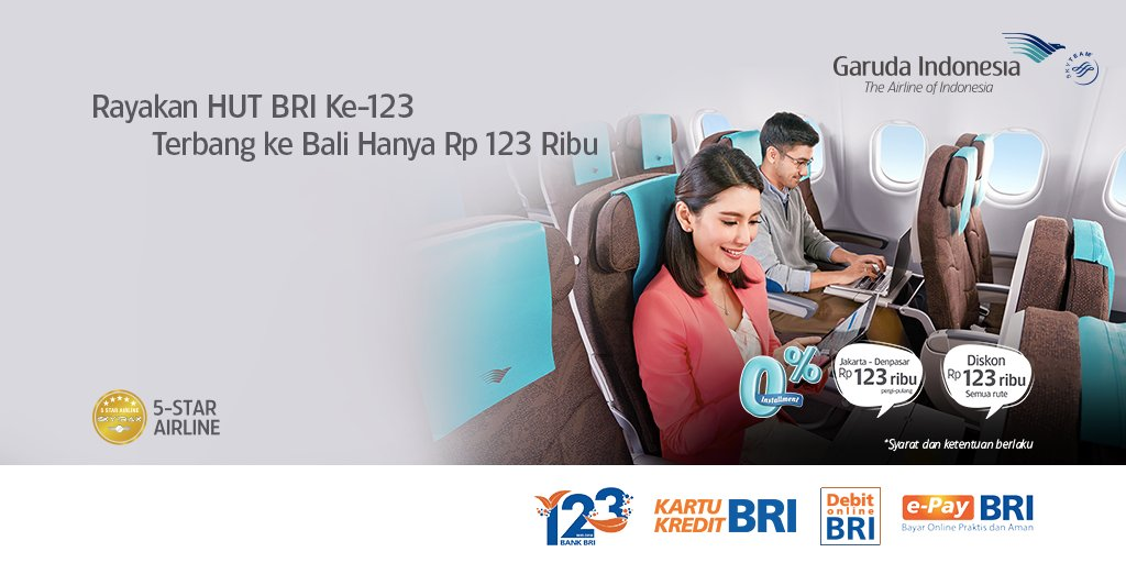 PT Garuda Indonesia ( Garuda Promo)  d346656ebe