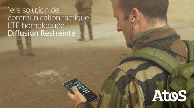 El ejército francés concede a Auxylium la certificación oficial ''Defense Restricted' por su ...