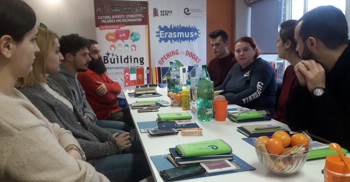 test Twitter Media - Partners from 6 countris ans #youth organization working together for Building intentational Bridges @EUErasmusPlus @InzenjeriZZS @opens2019 @nvocazas @kosmos #YCKosmosBIH @ZonaFranka https://t.co/v0st6cfJNi