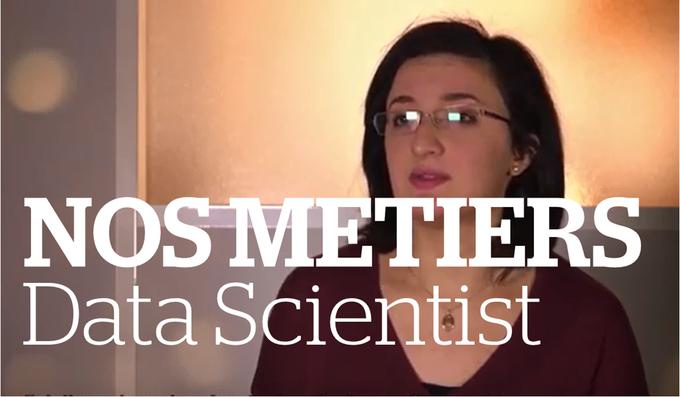 C'est quoi, le métier de #data-scientist? Meriem Benabbas vous raconte le quotidien de son...