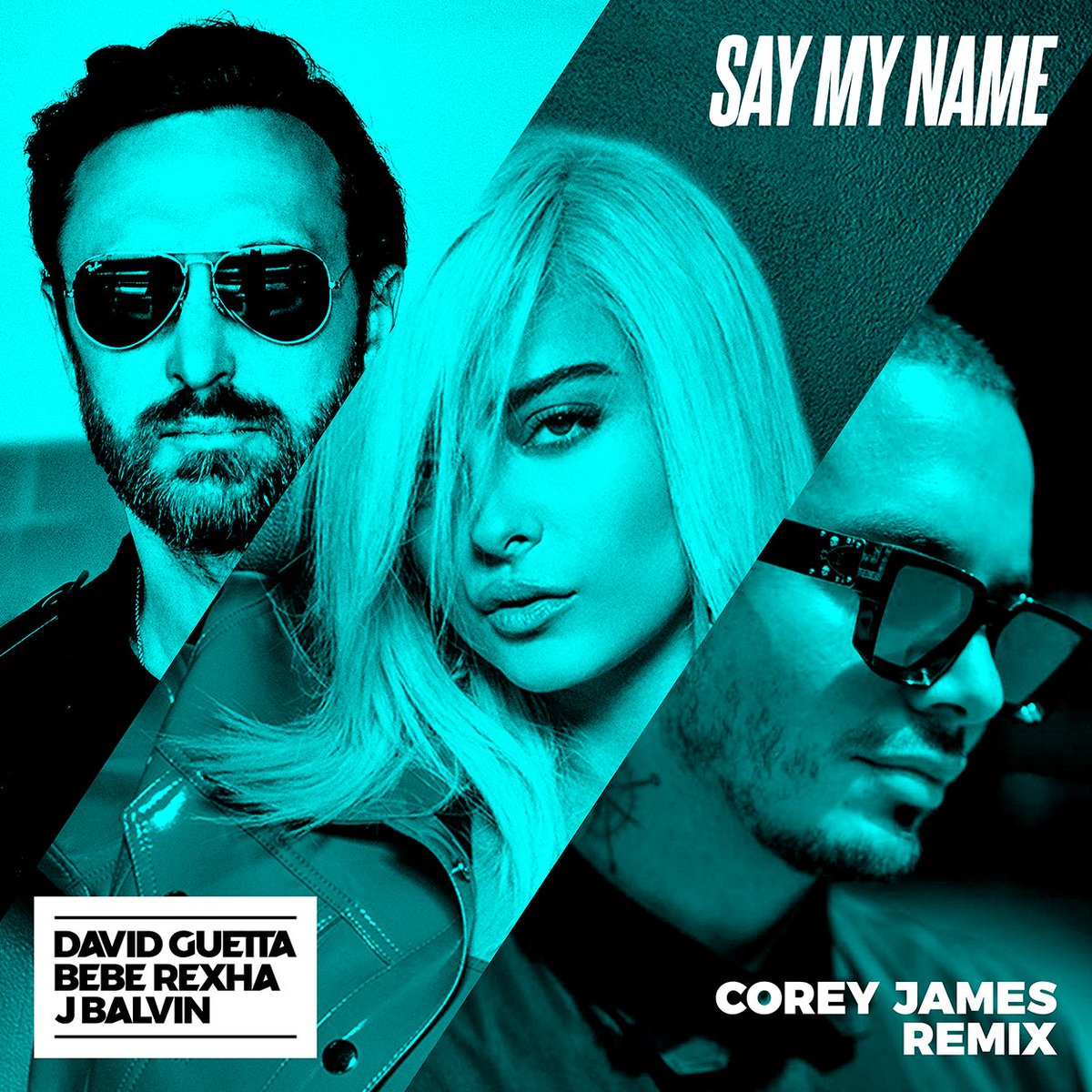 .@DavidGuetta nous offre un nouveau remix de son HIT #SayMyName avec @ImCoreyJames ! 💚 guetta.co/SMNCoreyJamesFA
