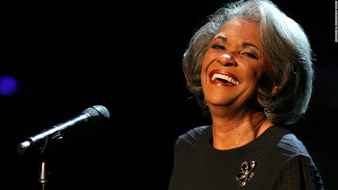 "Nancy Wilson, Grammy award winning singer, former host of NPR's ""Jazz Profiles"" has died. She was 81: https://trib.al/7oRv15c"