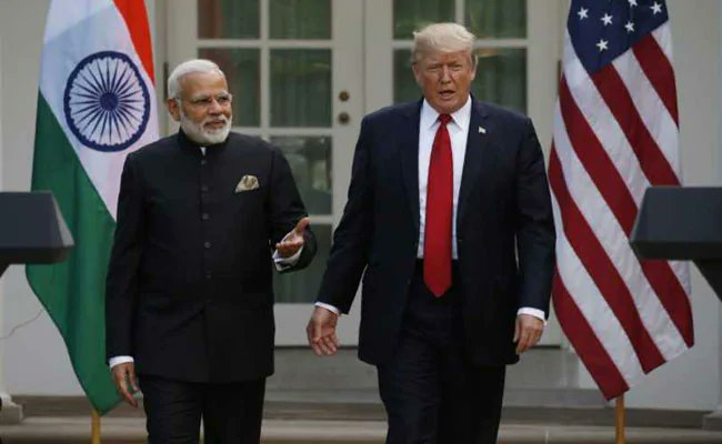 US President Donald Trump calls India a 'true friend', says top US official https://t.co/GJeuigYZOL