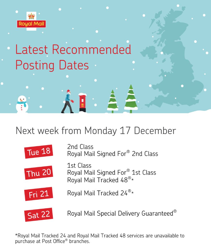 Royal Mail (@RoyalMail) | Twitter