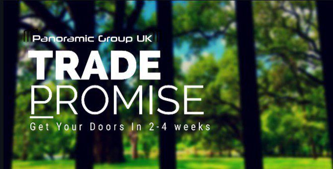 Calling all trade customers!  We're dedicated to getting your order turned around in record time.  Get your custom doors in 2-4 weeks with the Panoramic Group! #panoramicdoorsuk #alumen #welglaze #trade #traders #homeimprovement #newbuild #homebuilding #bifold #bifolds #supplier https://t.co/O07FFsAAhh