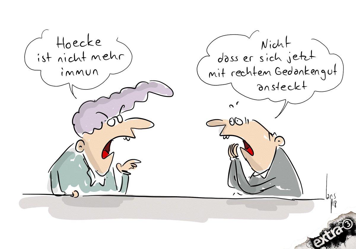 Immunität aufgehoben: große Sorge Björn #Höcke! #AfD