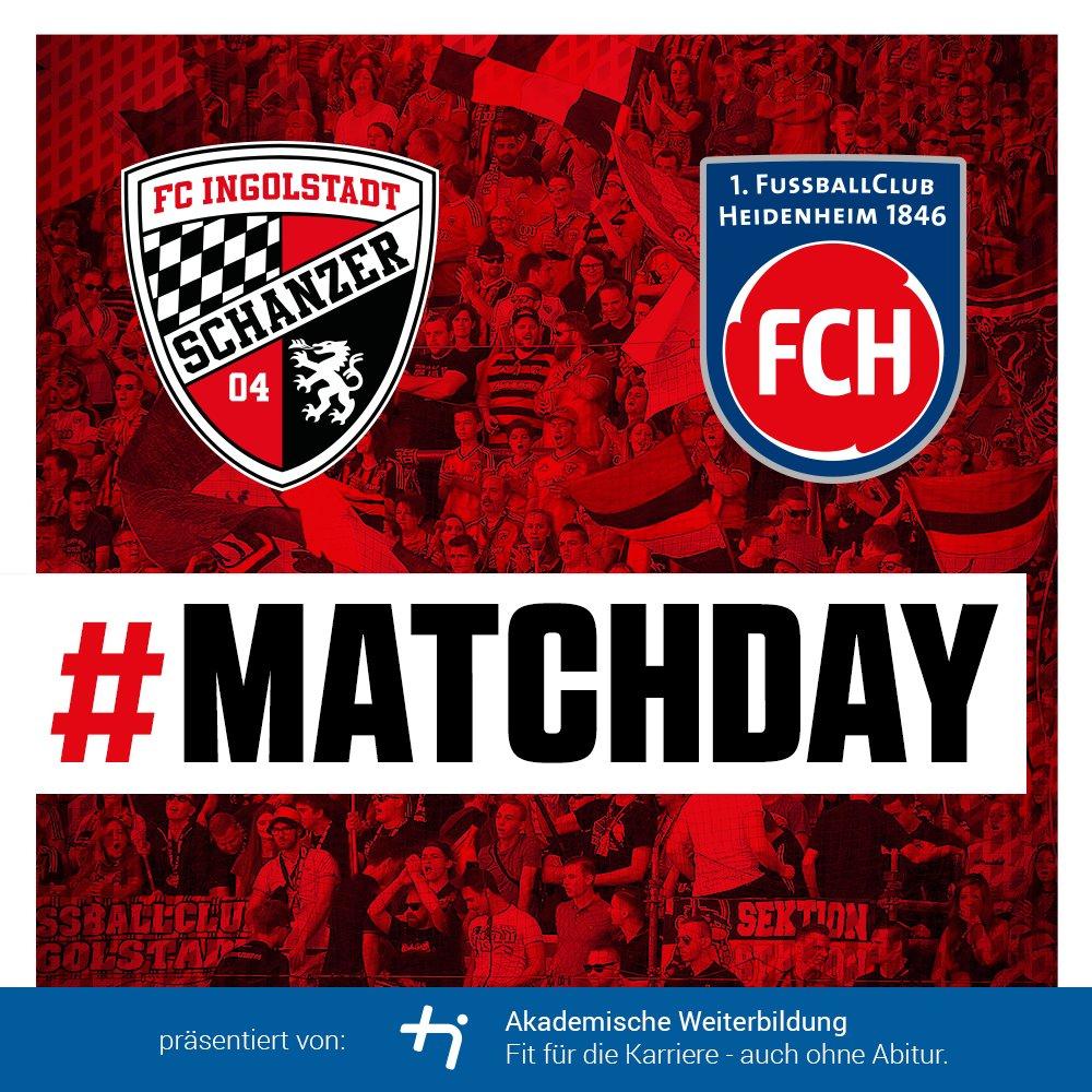 #MATCHDAY ⚫️🔴 Auf zum zweiten Saisonsieg, #Schanzer 🙌🏟⚽️  Eure Tipps für #FCIFCH ⁉️