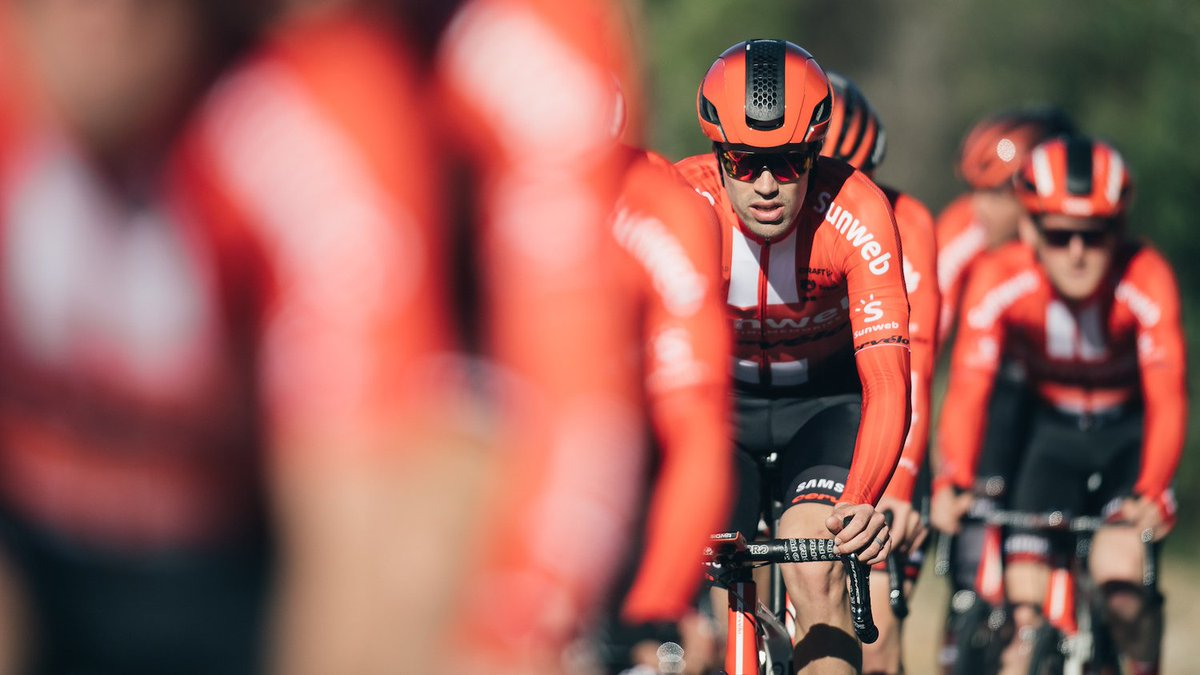 We re super excited to enter the new year with  CraftSportswear in our new   Sunweb red colours! What do you think  More  http   teamsunweb.com 2019-kit  ... f22a5c502