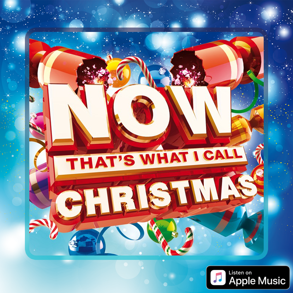 Don't forget to check out NOW Christmas on @AppleMusic 🎄🎅🏻  Listen: https://t.co/Tg0VxAs7ra