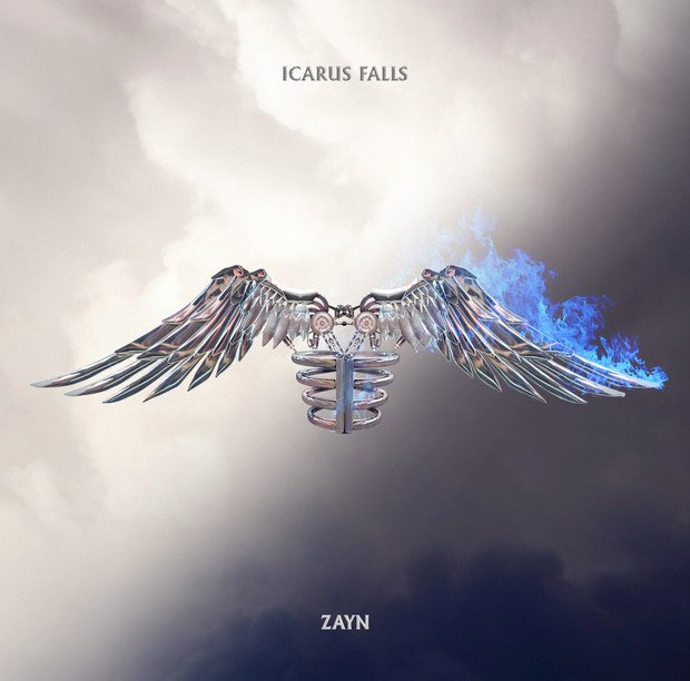 good morning to @zaynmaliks #ICARUSFALLS only 🖤