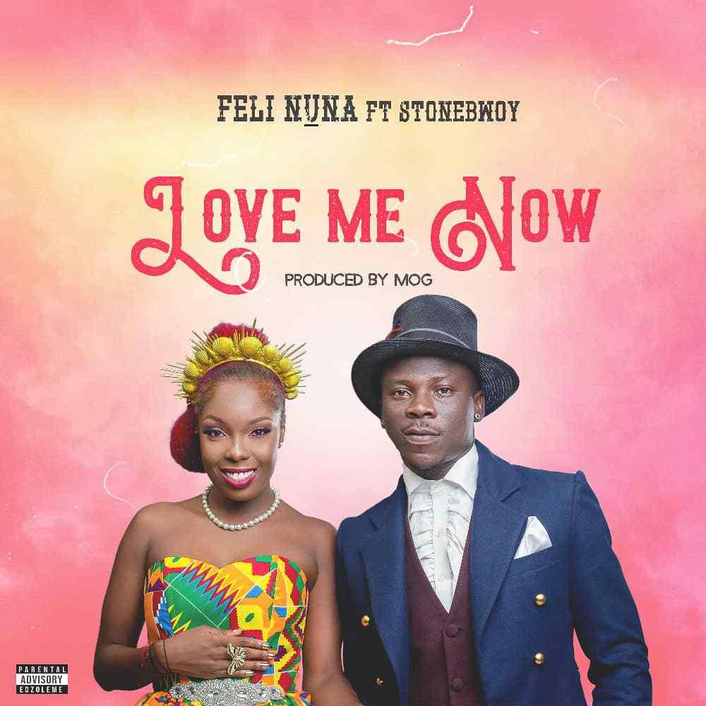 #MiddayShow With @OfficialOlisa NP - Love Me Now - @FeliNuna ft @stonebwoyb
