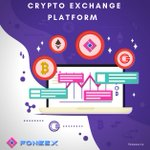 Image for the Tweet beginning: Foneex is a hybrid crypto