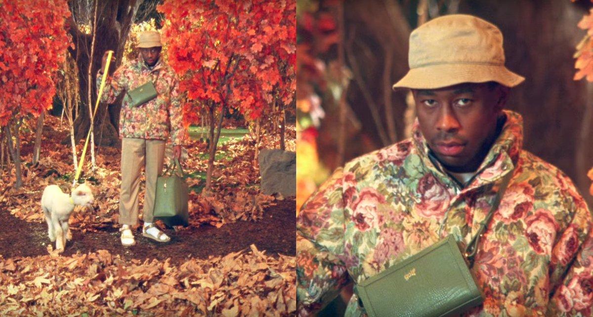 .@tylerthecreator drops live lookbook for GOLF's Autumn/Winter '19 collection. https://t.co/Jrce1cIeUF