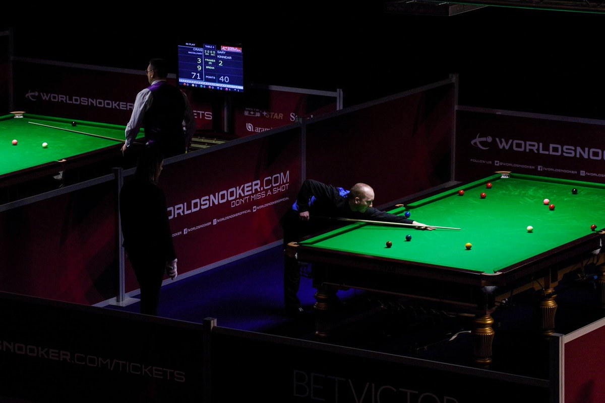 🏴 SCOTLAND | Together with @WorldSnooker and @SnookerScottish we have been delighted to host two big amateur finals on the Scottish circuit, the Main Tour 3 Final and the Masters Tour 2 competitions, during the BetVictor Scottish Open today! #Cue4All