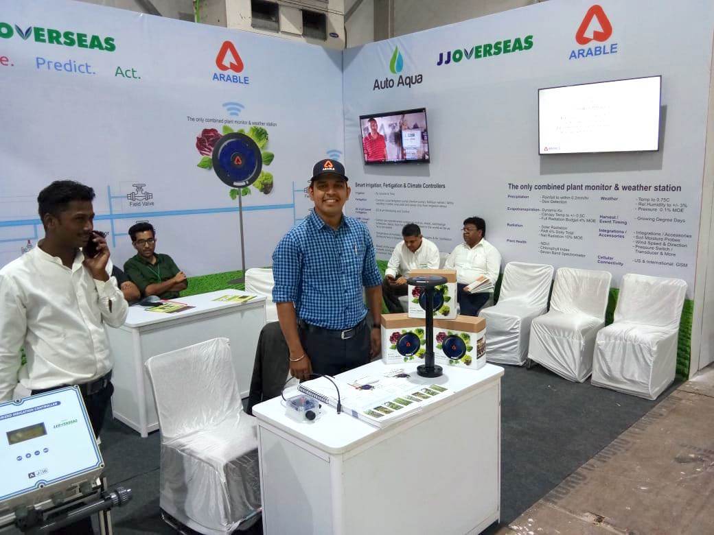 Image for the Tweet beginning: #KISAN2018 --India's largest trade fair
