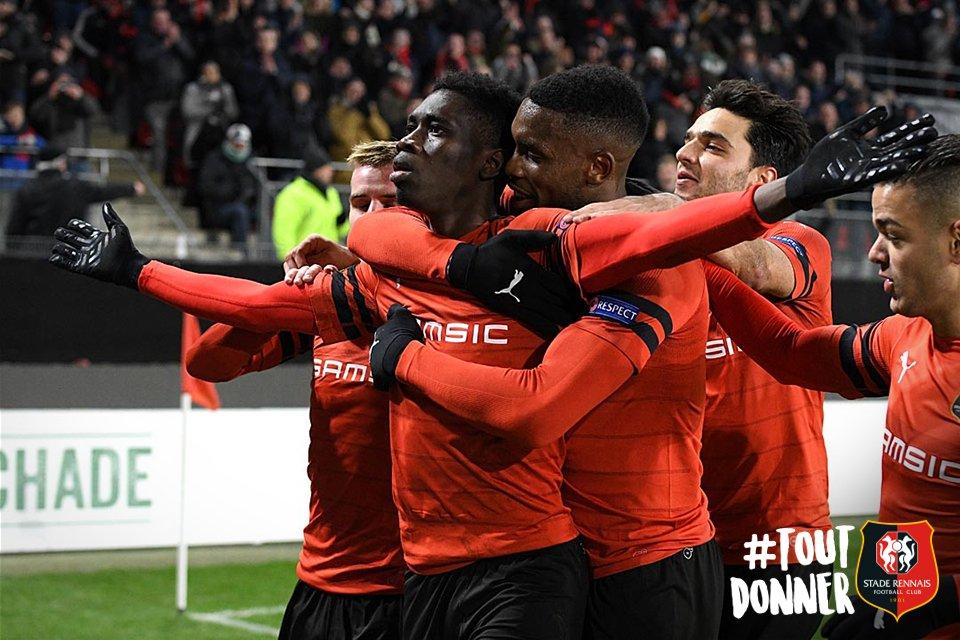 Stade Rennais F.C.'s photo on #SRFCFKA