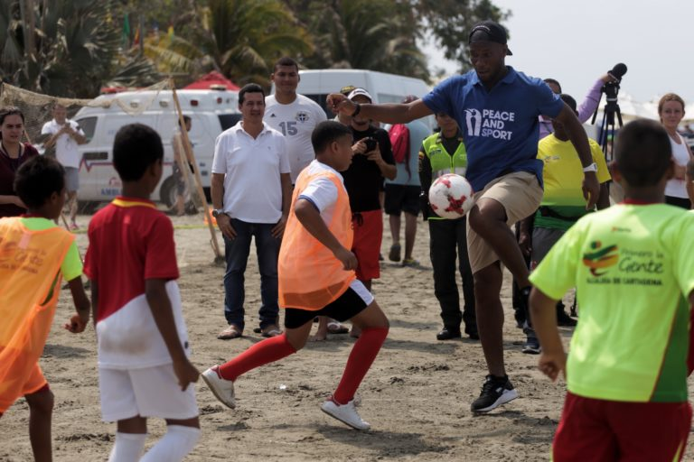 test Twitter Media - Check out this week's bulletin for a #BeyondSport10 Anniversary Reflection from our Managing Director, an open letter from the Chair of @ihrb, and news on @peaceandsport's new VP, @didierdrogba.  Plus, how @eXXpedition are tackling ocean plastic. https://t.co/UONtP7hOt1 https://t.co/6Ne36N9BqR