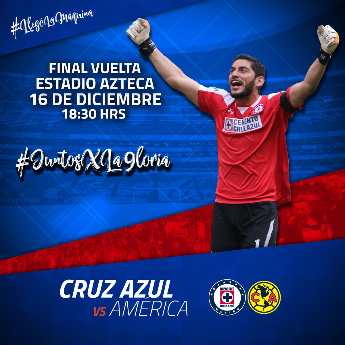 CRUZ AZUL FC ®'s photo on Domingo 16
