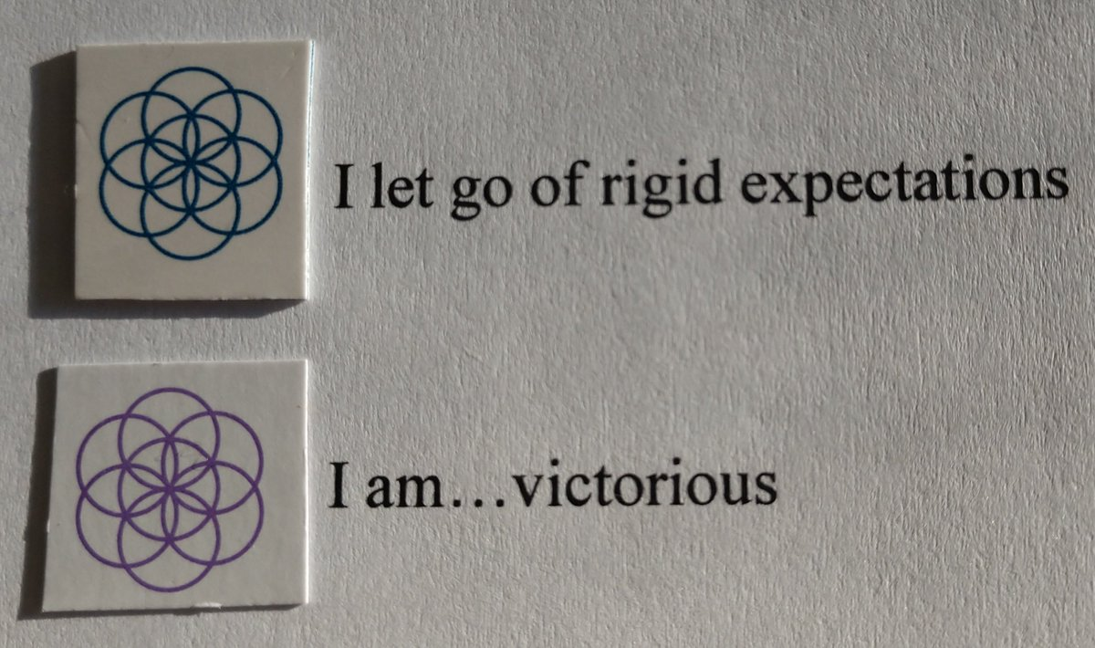test Twitter Media - Today's Positive Thoughts: I let go of rigid expectations and I am...victorious. #affirmation https://t.co/WnJvLKgvsz