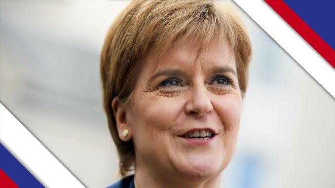 At the end of another dramatic week in politics, Scotland's First Minister @NicolaSturgeon will be joining @SophyRidgeSky on Sunday morning. Tune in at 9am #Ridge #Brexit #SNP
