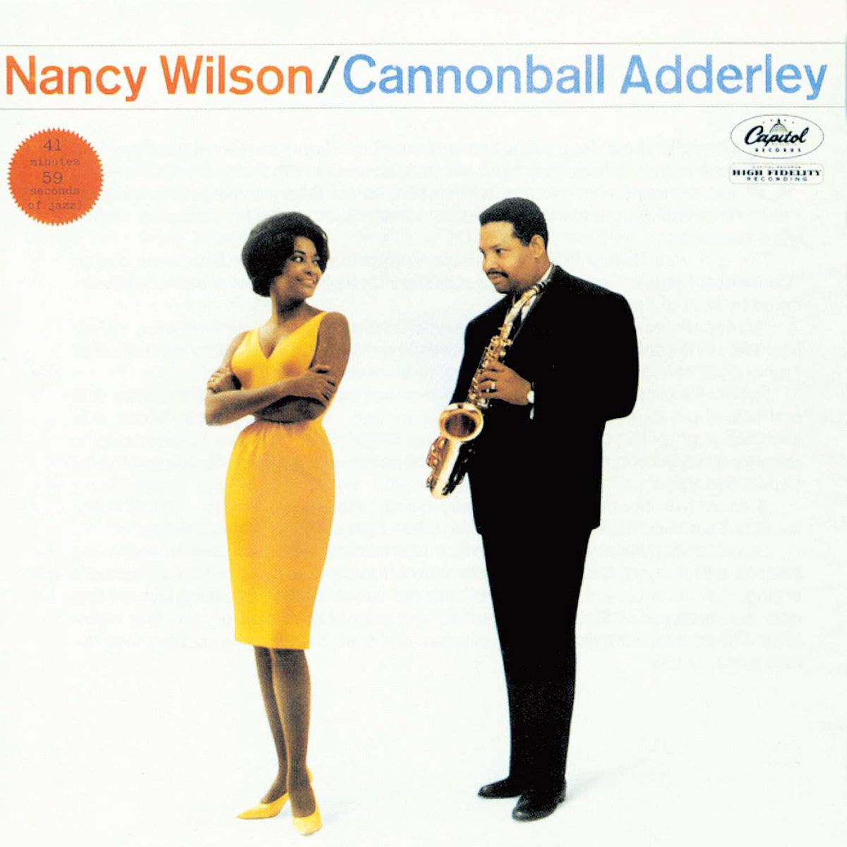 RIP #NancyWilson, the wonderful singer & civil rights activist whose supple voice & graceful sense of swing bridged Jazz & Pop on many @CapitolRecords thru the 1960-70s. We're putting on the classic 'Nancy Wilson & Cannonball Adderley' in her honor today:  https://t.co/H83K8N7tXX