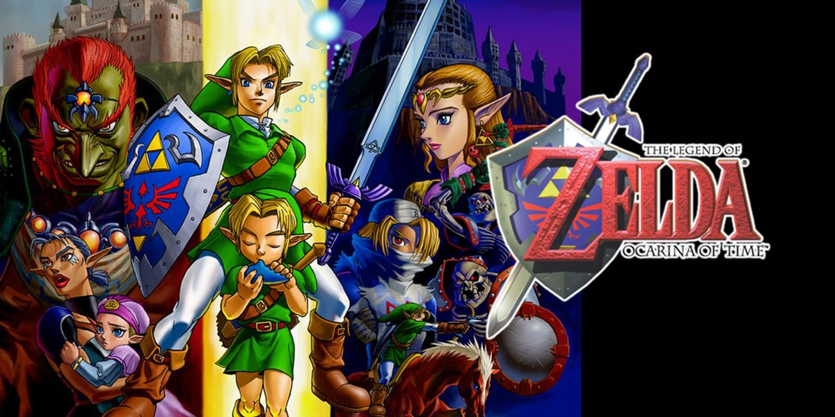 A love letter to 'The Legend of Zelda: Ocarina of Time' – why the N64 game is still magical 20 years on https://t.co/wJUtshmb3R