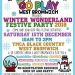 Image for the Tweet beginning: 📢 Our Winter Wonderland Festive