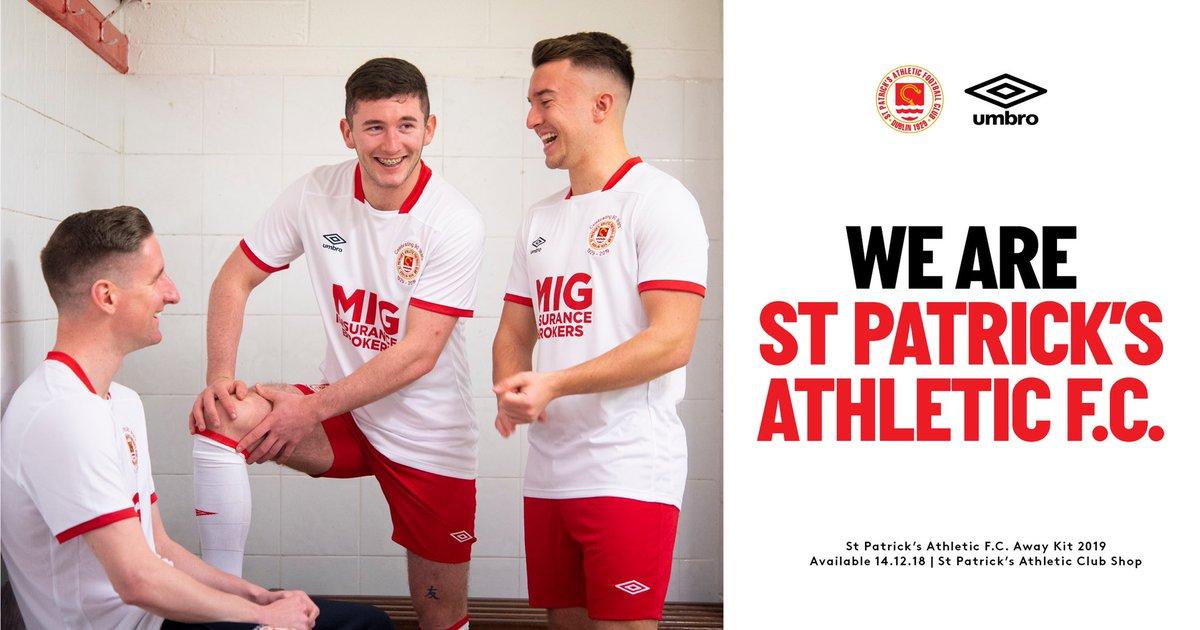 St Patrick's Athletic FC's photo on On Sale