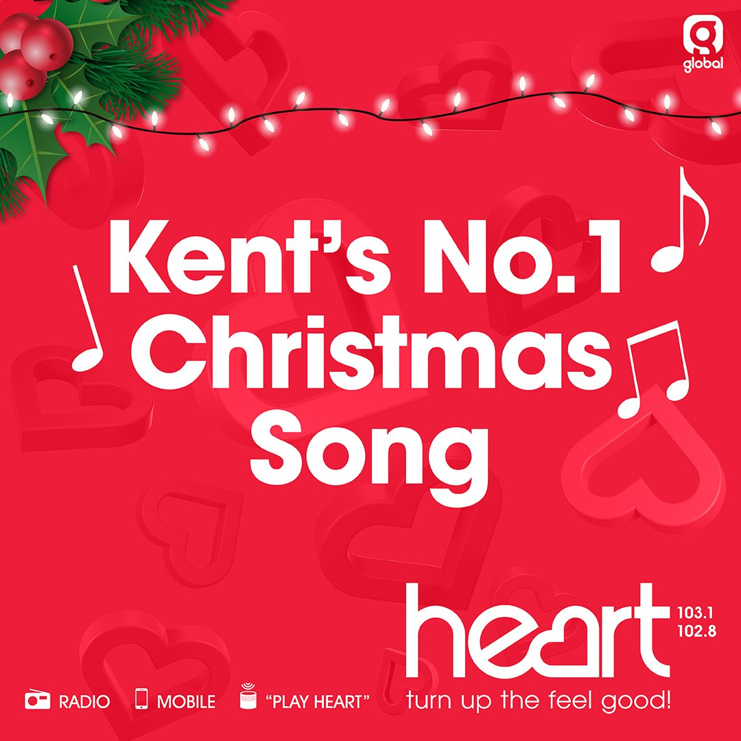 1 Christmas Give Us A Follow On Instagram Https Www Com Heartkentradio And Get Involved Kent Musicpic Twitter