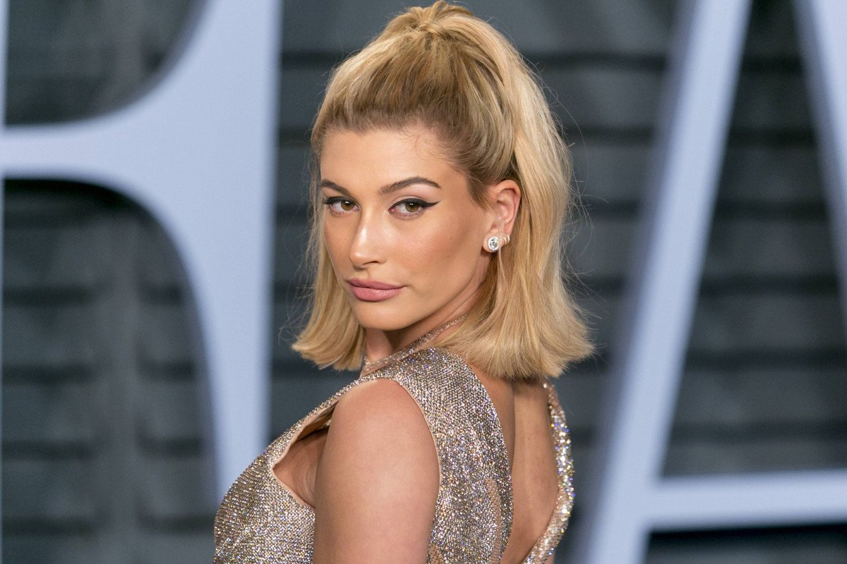 Hailey Baldwin chops off her hair 💇 https://t.co/cwS5UNkEDA