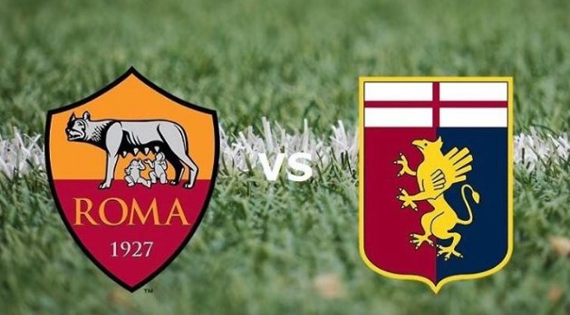 Dove Vedere Roma Genoa Streaming Rojadirecta in Video Gratis Online.