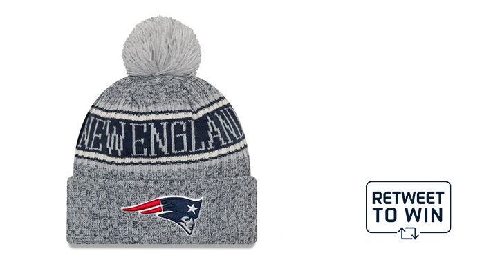 #PatsHatFriday!  RT to enter to win a #Patriots knit @NewEraCap. Rules: https://t.co/4V1KsvhQTD