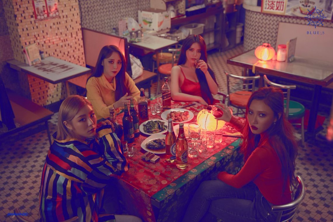 MAMAMOO come back with 'Wind Flower' on 'Music Bank'! https://t.co/1GecUKZMPS