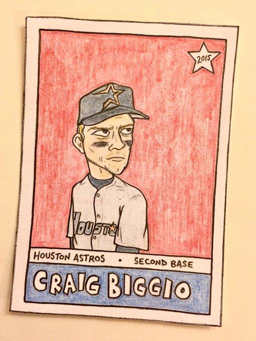 Happy birthday to Bill Buckner and Craig Biggio!