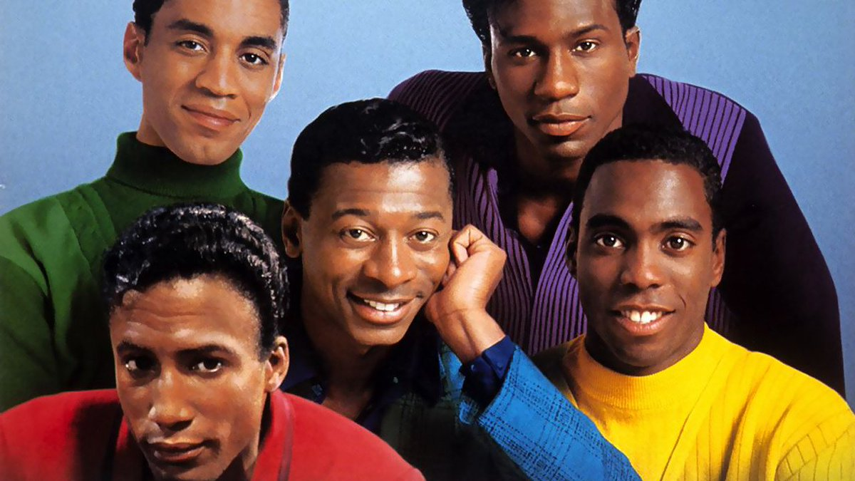 'The Five Heartbeats' Will Soon Be a Musical on Broadway https://t.co/saSEzEAH6C
