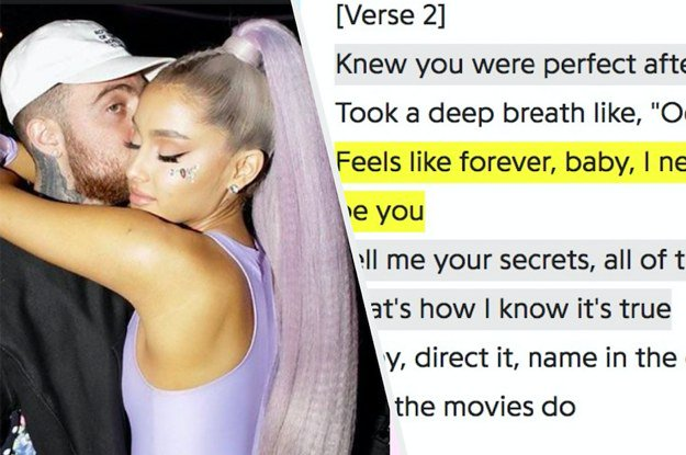 Here Are All The Mac Miller References In Ariana Grande's 'Imagine' https://t.co/Ch1lFzbfT3
