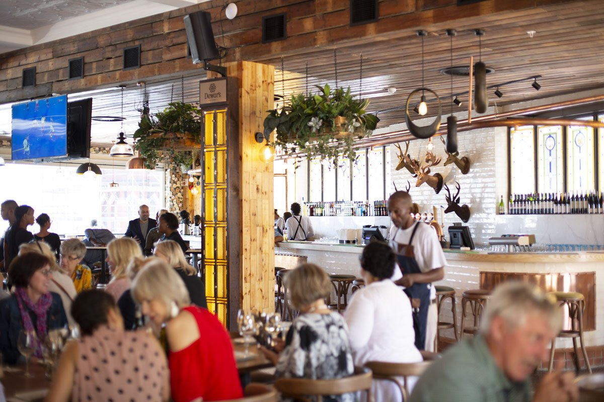 """vandawaterfront on Twitter: """"Just landed at the V&A! Kapstadt Brauhaus -  the perfect venue for after-work drinks, family lunches, sports matches and  celebrations with daily entertainment ranging from oompah groups to brass"""