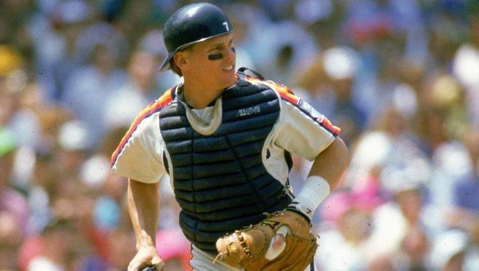 Happy \80s Birthday to former catcher Craig Biggio.